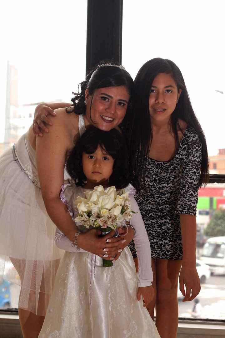 Mis princesas...