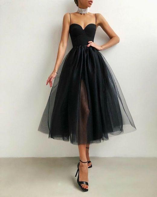 Vuelven los vestidos a la canilla: ¿Qué opinas? 2