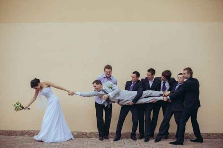 Las FOTOS más divertidas para tu boda 📸 - 2