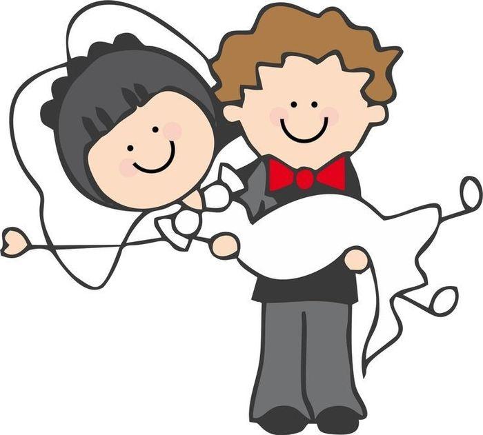 dibujos y etiquetas de novios clipart wife and husband wife clipart