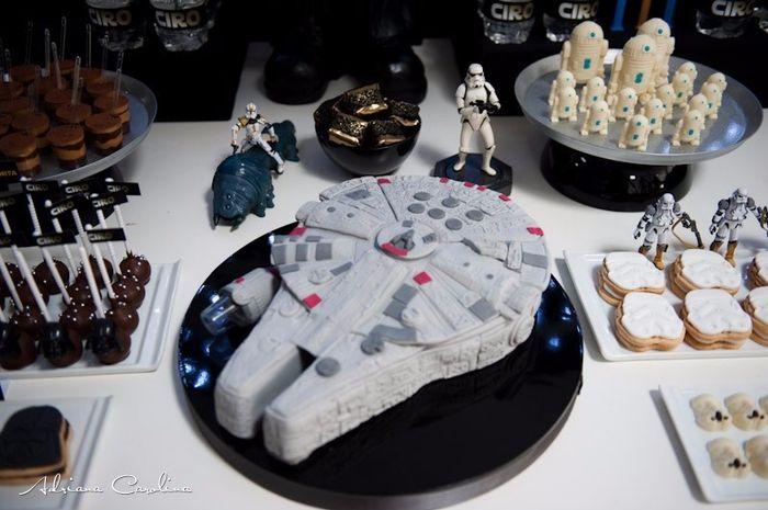 Matrimonio Tema Star Wars : Boda tematica star wars
