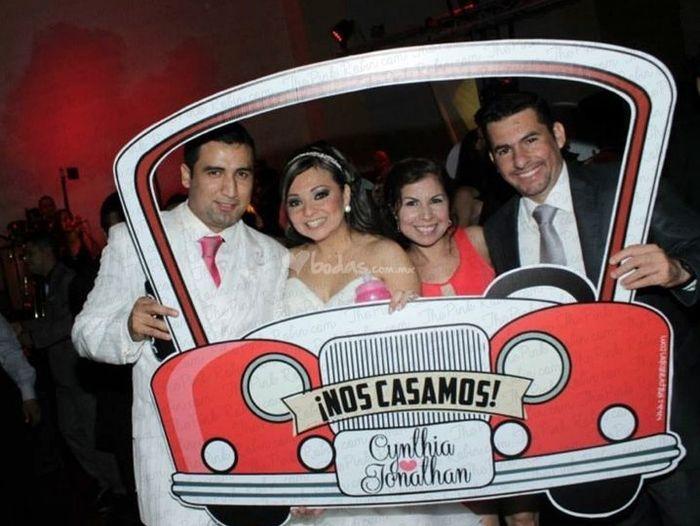 Divertidos marcos para fotos - Foro Banquetes - bodas.com.mx