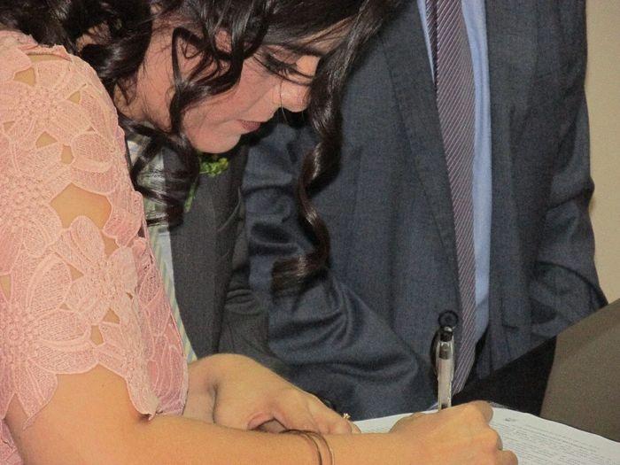 Nuestro Matrimonio Civil - Pedro & Emily - 9