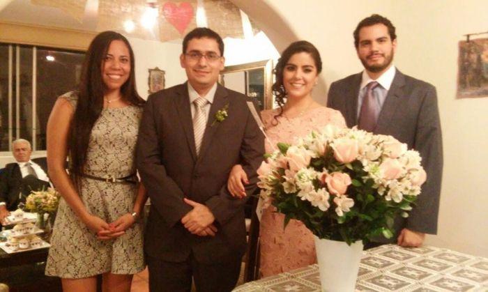 Nuestro Matrimonio Civil - Pedro & Emily - 16