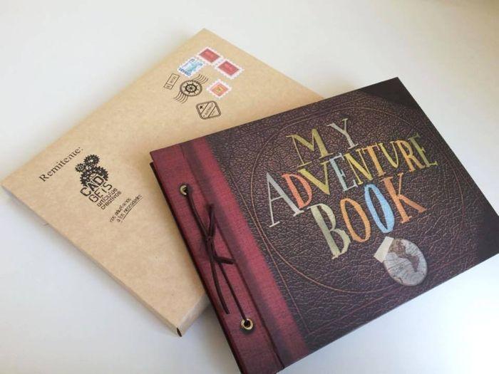 Libro de aventuras