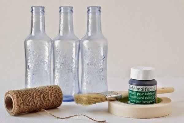Botellas Pizarra 1