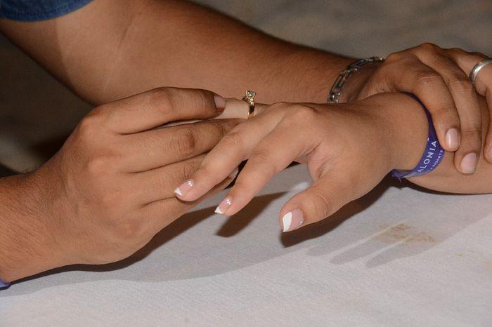 ¡Muéstranos tu anillo! 💍 - 1