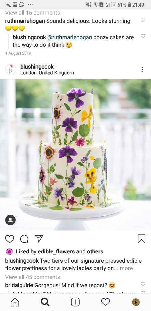 Tortas & Rosas ¡Match perfecto! 🍰❤️🌹 - 2
