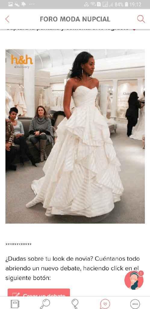 ¡Ponle el vestido a la novia! - 1