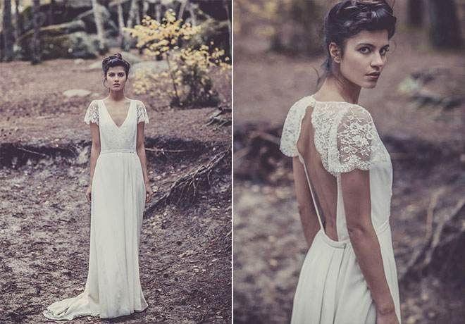 Vestidos de novia para una hacienda