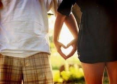pareja romántica