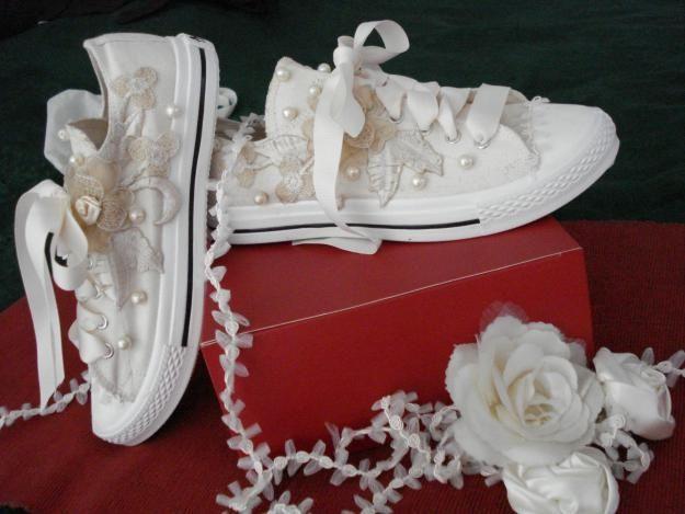 zapatilas para novia
