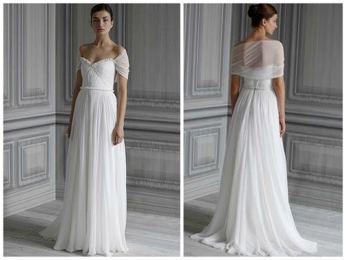 Vestidos de novias para bajitas 2015