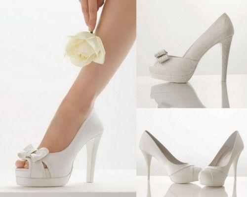 zapatos para novia bajita