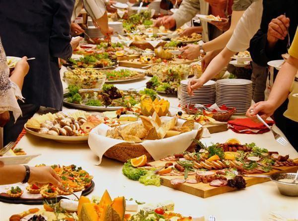 catering para matrimonio