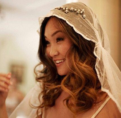 05b81c29f4 Elige tu favorito  Velos de novia con pedrería