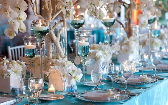 Matrimonio Tema Aqua : Tu boda en turquesa