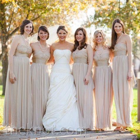 Vestidos dama boda de dia