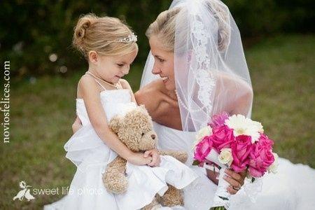 boda con hijos