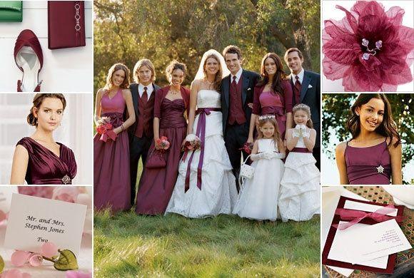 tu boda en color vino