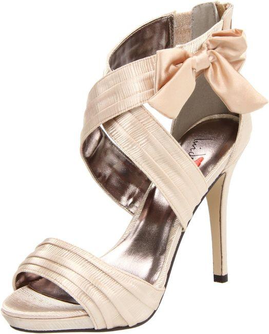 zapatos de novia color ivory
