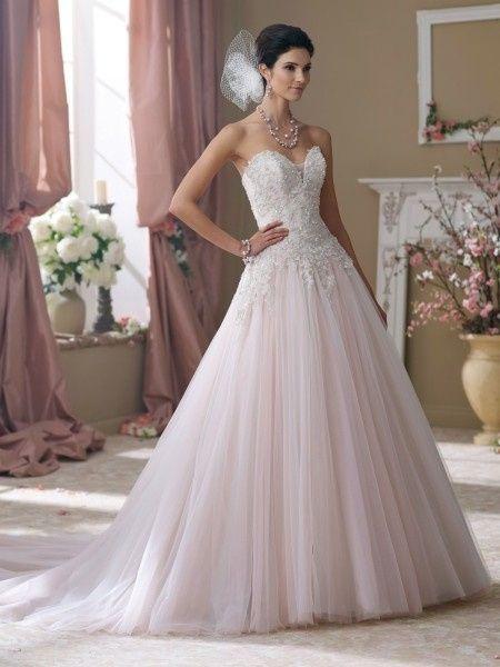 Los mejores vestidos de novia de David Tutera