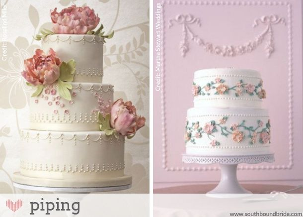 wedding cake border ideas tips para elegir tu torta de matrimonio 22044