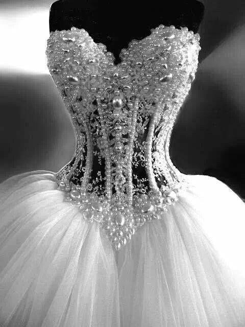 19 Vestidos De Noiva Com Muito Brilho-3034