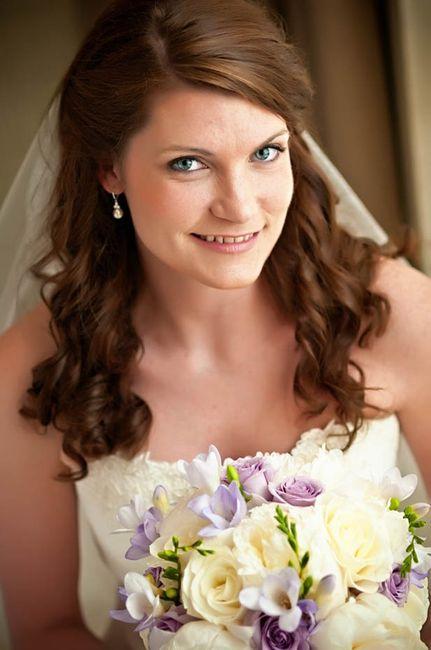 Adivina adivinador, cuáles son las damitas de la novia?