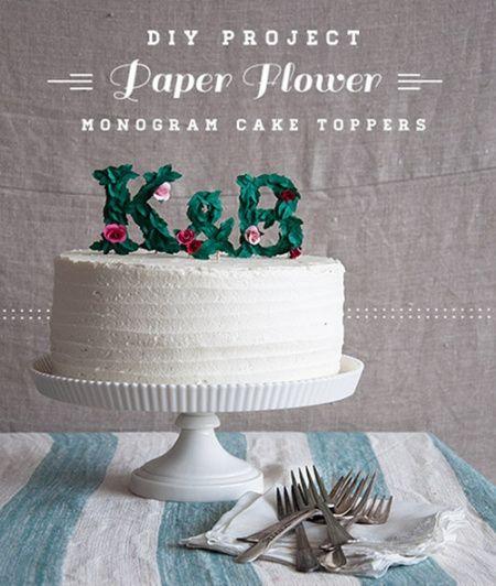 boda, torta de boda, cake topper, DIY, tutorial