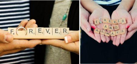compromiso, anunciar, boda, matrimonio