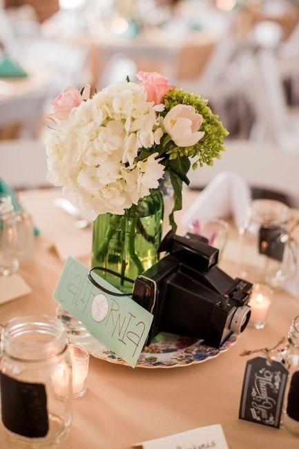 Detalles hermosos para decorar una boda vintage - Decorar tu boda ...