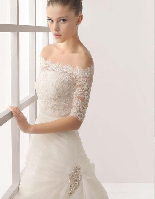 vestidos de novia cuello ojal – vestidos de boda