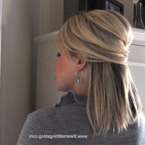 Peinado novia cabello lacio
