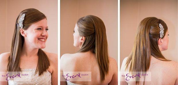 10 Peinados Para Novia De Cabello Lacio