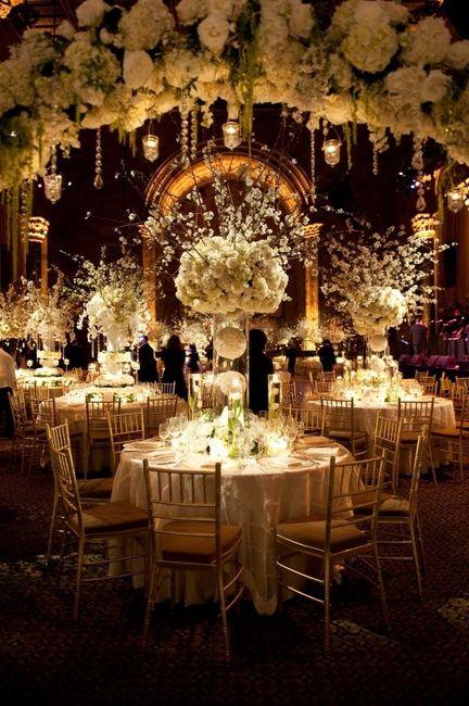ideas para decorar tu boda de noche