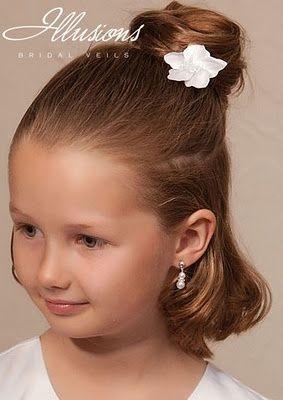 9 Peinados Para Pajecitas Con Cabello Corto