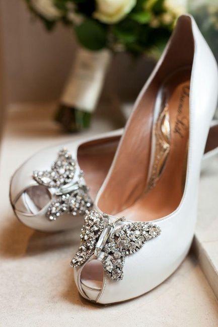 zapato, novia, princesa, moda