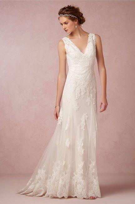 11 vestidos de novia vintage