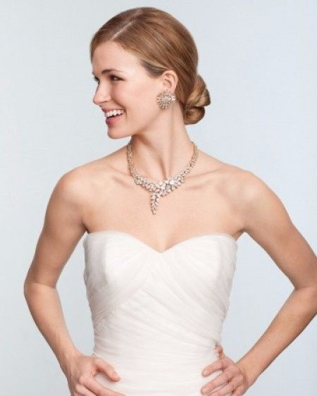 tus joyas según tu vestido de novia