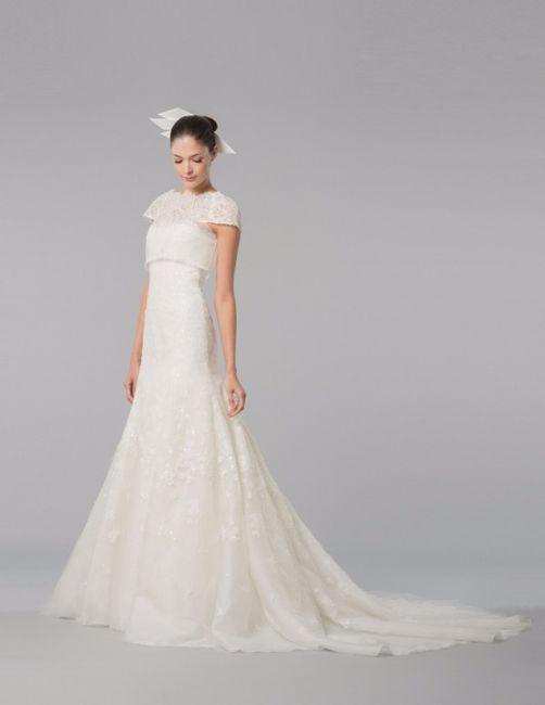 comprar vestido de novia carolina herrera – vestidos de novia cortos