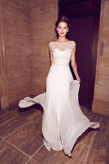 cuánto es tu presupuesto para tu vestido de novia