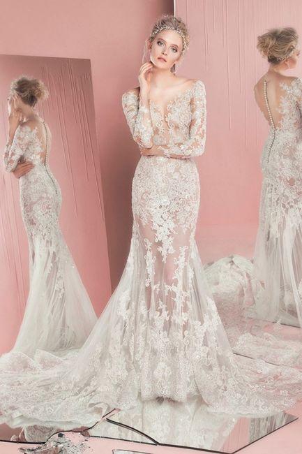 Vestidos de novia zuhair murad primavera 2016