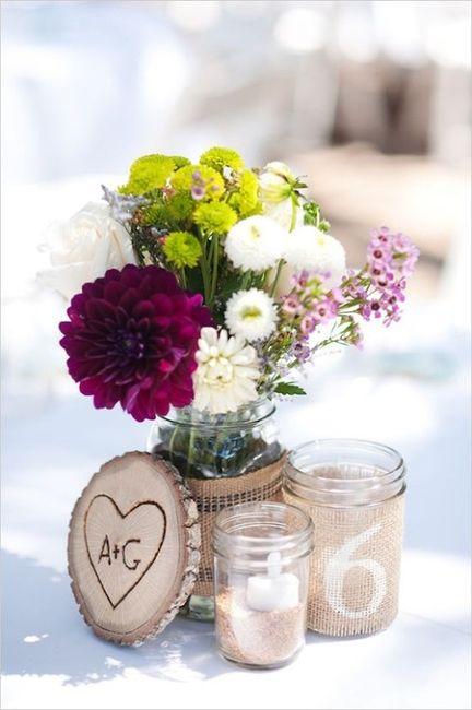 Troncos de rbol para decorar tus mesas for Mesas de troncos de arboles