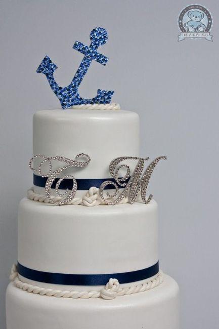 Letras Para Tu Cake Topper