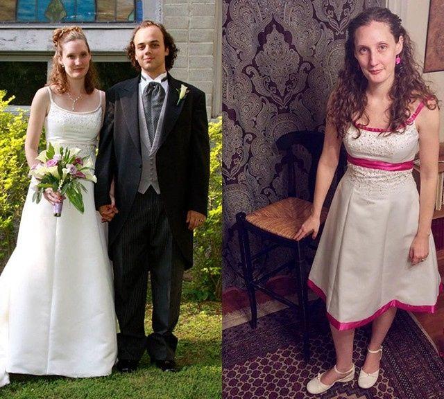 robe de mariée reutilisable