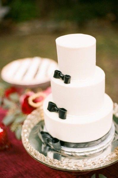 4. Torta de matrimonio de otoño