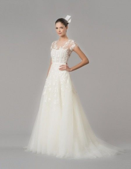d156ca0fa 16 vestidos de novia primavera 2016