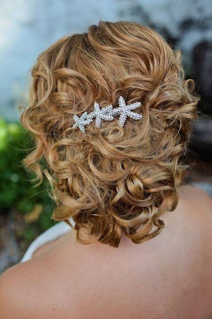 Peinados de novia de playa