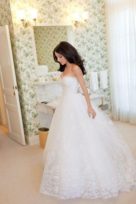 Vestido blanco 15